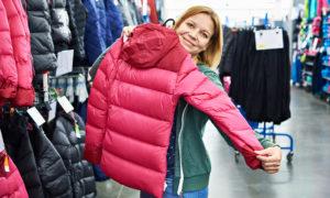 Puchowe kurtki – nie tylko na stok
