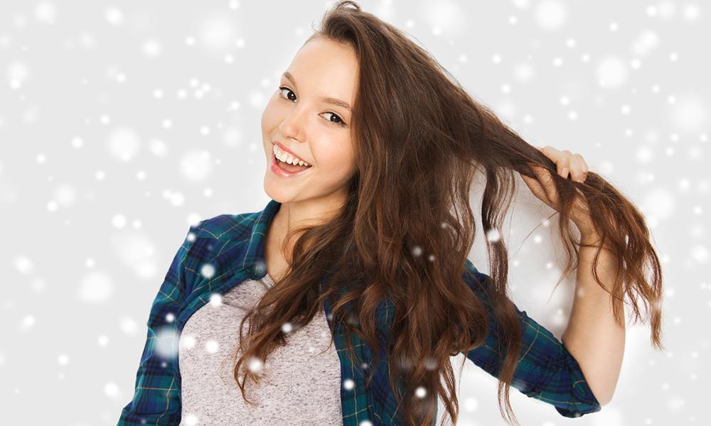 Zimowe sposoby na włosa cz.1– włosy osłabione i przetłuszczające się
